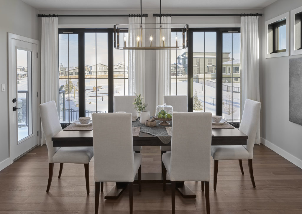Dining Nook - The Emerald