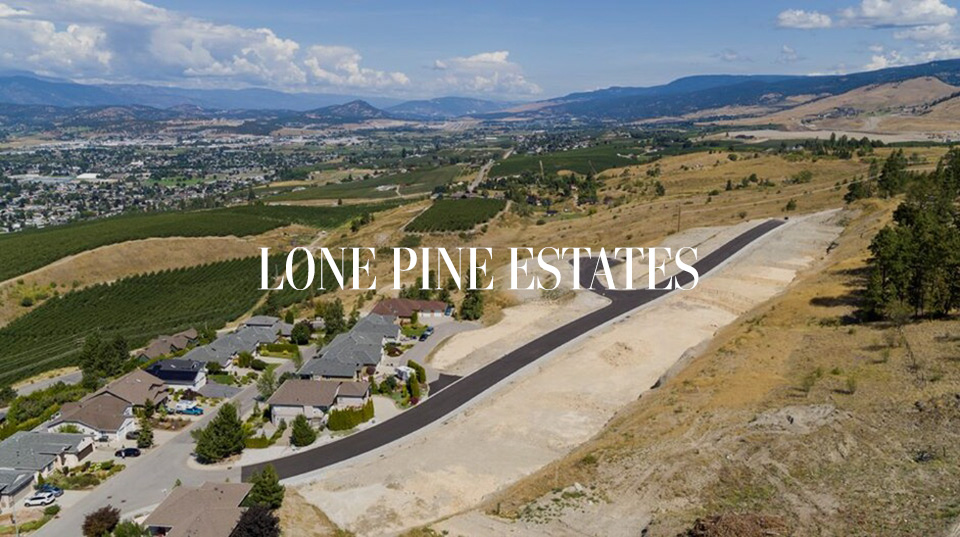 Lone Pine Estates Kimberley Kelowna